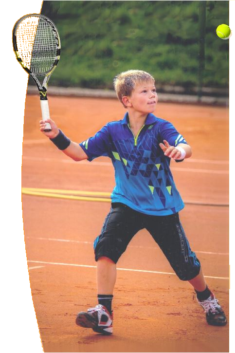 Bild Tennis-Feriencamp