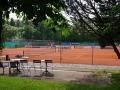Blick auf den Centercourt