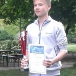 Luca Matheiowetz Tennismeisterschaft