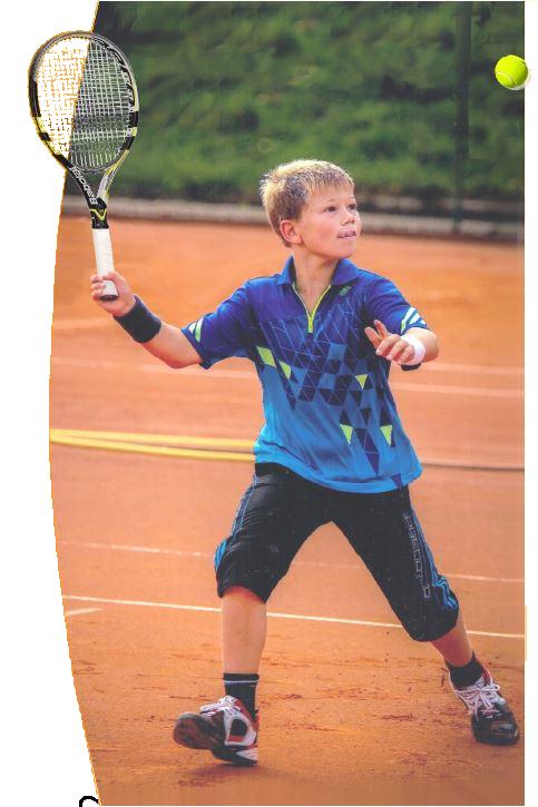 Bild Tennis-Feriencamp